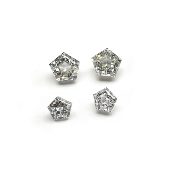 Hexagon Loose Lab Grown Diamond