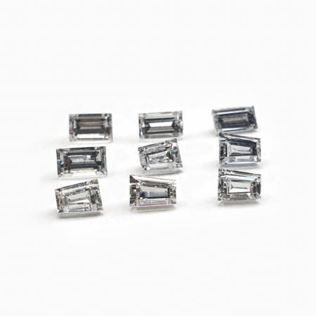 Tapper Budget Shape - Lab Grown HPHT Diamonds