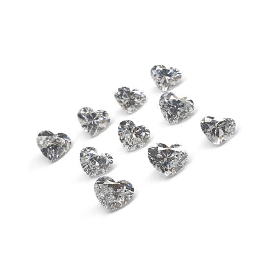 Heart Shape Lab Grown Diamond
