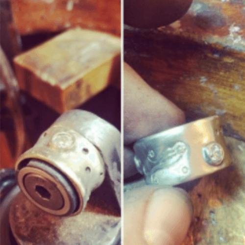 wax casting