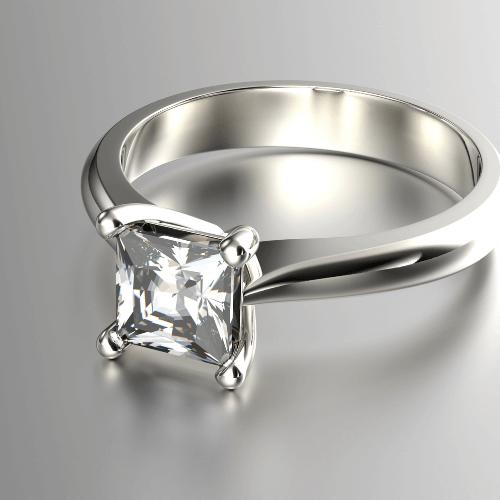 moissanite diamond