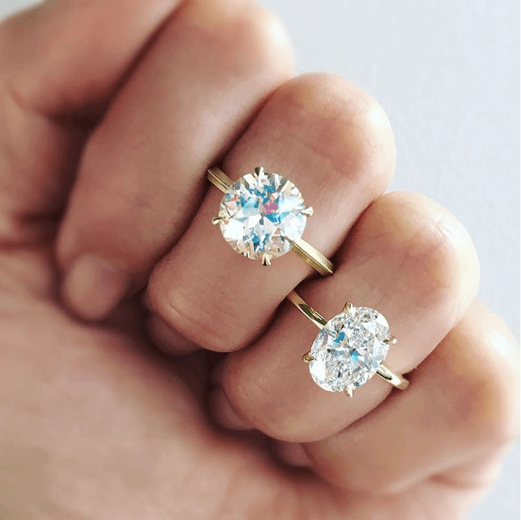 Oval vs Round: Which Is The Best Diamond Cut?
